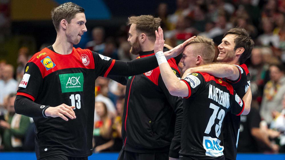 quali gestrichen deutsche handballer