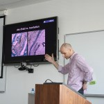 Lecture on Abu Dhabi's urban history