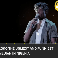 Aproko Is The Ugliest & Funniest Comedian Right Now