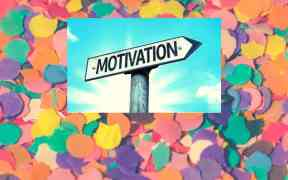 places to look for motivation