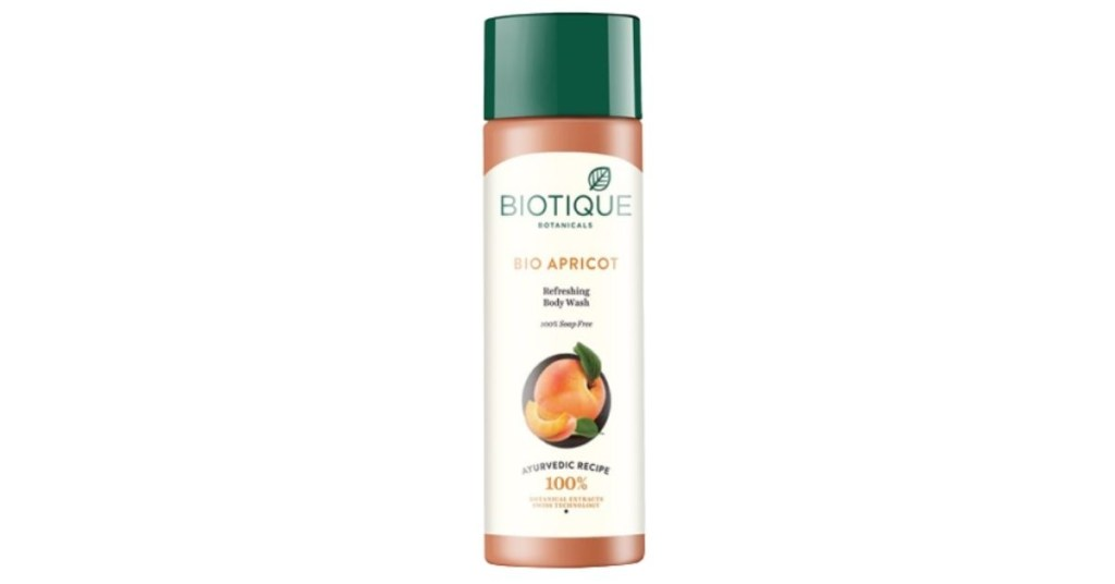 Beauty brands launched Biotique Bio Apricot Refreshing Body Wash in July.