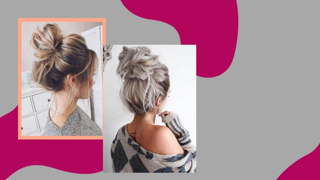 Messy buns easy summer hairstyles_derje
