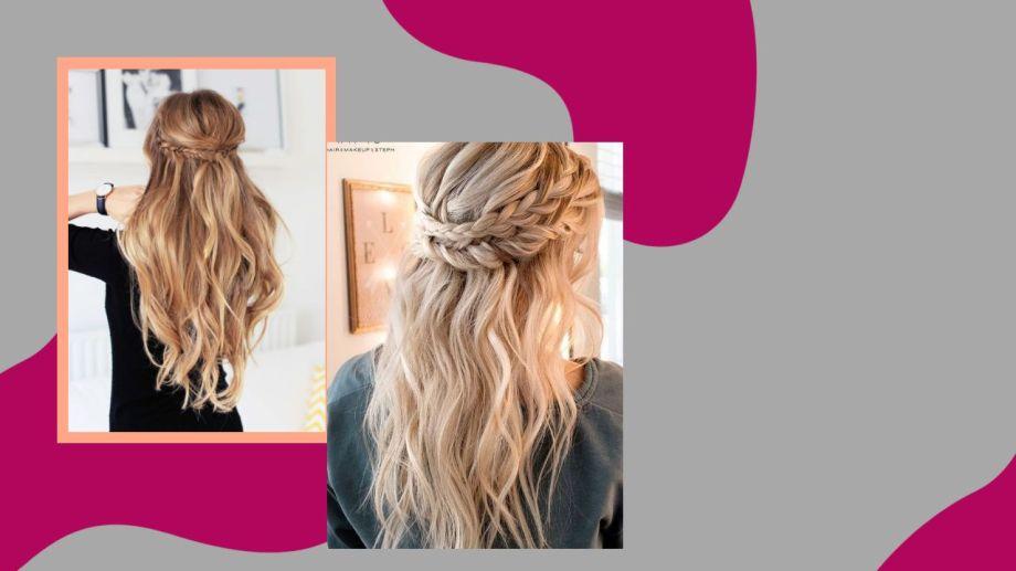 Half updos easy summer hairstyles_derje