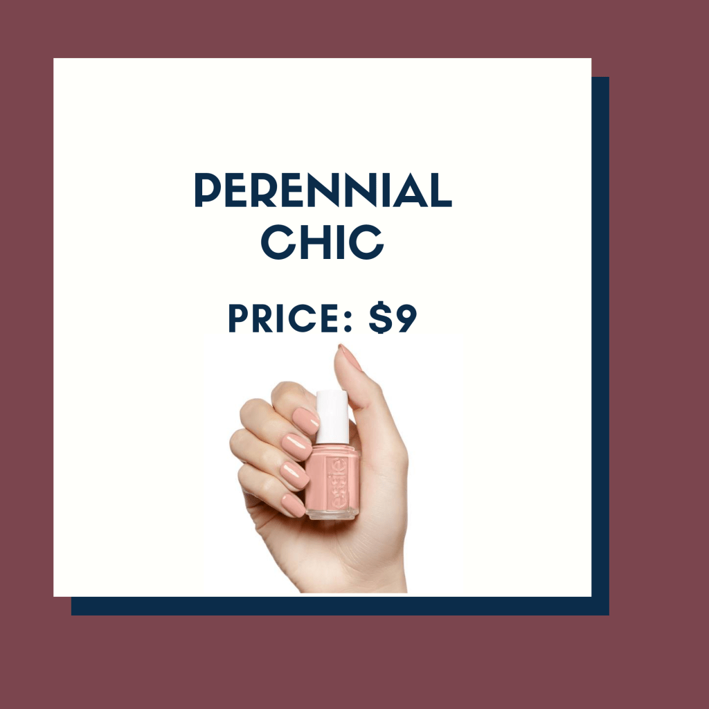 Perennial chic must have shades from Essie_derje