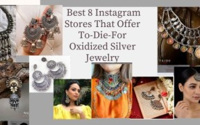 Instagram store for oxidized silver jewelry