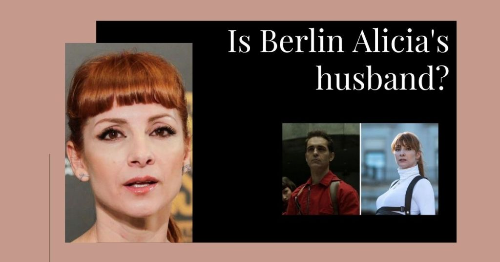 Money Heist Professor Alicia and Berlin_derje