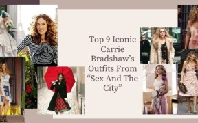 """Top 9 Iconic Carrie Bradshaw's Outfits From """"Sex And The City"""""""