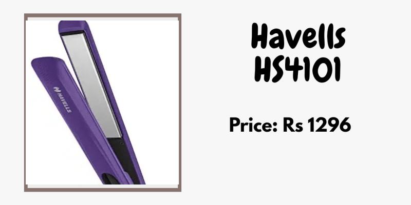 Havells best Straightener for curly hair smooth hair_derje