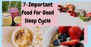 7-Important Food For Good Night Sleep