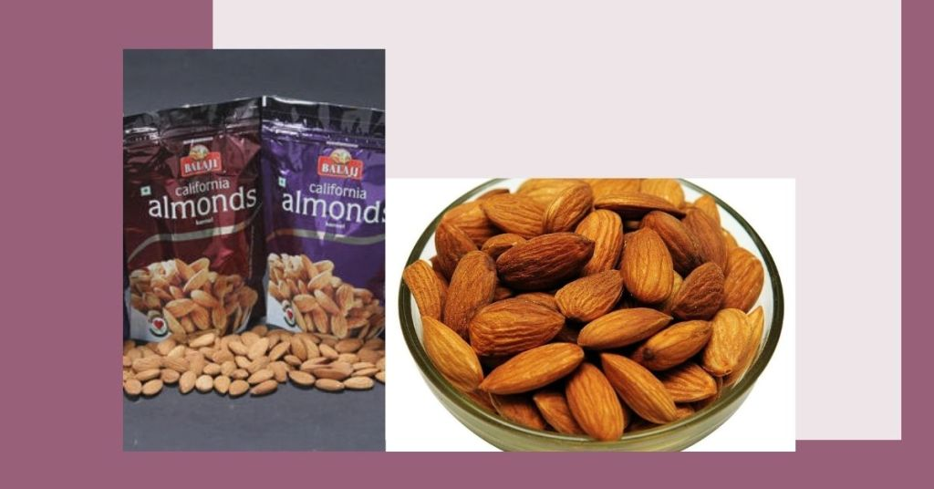 Almonds Food For Good Sleep_Derje