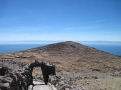 Weitere Aussicht von Pachamama