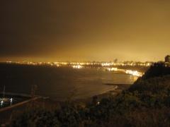 Blick auf Lima