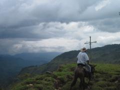 Jaime zu Pferd