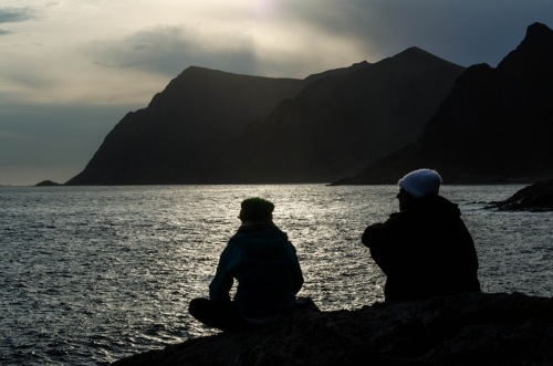 Contemplating Ocean