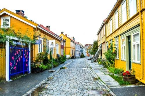 Trondheim Bakklandet