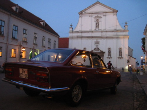 Altstadtflair Zagreb