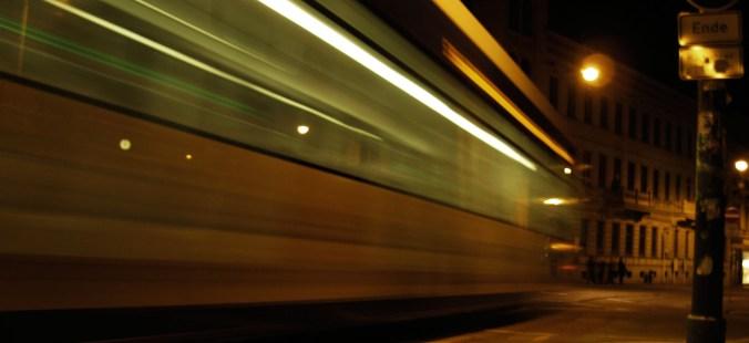 Bahnsteig-Poesie