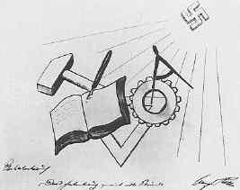Adolf Hitler_drawing1