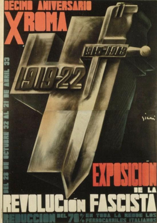 Mario Sironi_sironi-exposicion-de-la-revolucion-fascista-1932