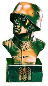 Gernan Soldier Statue