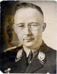 Heinrich Himmler, cheif of the Gestapo