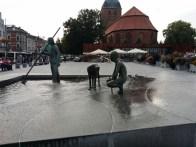 Ein tolles Kunstwerk in Ribnitz