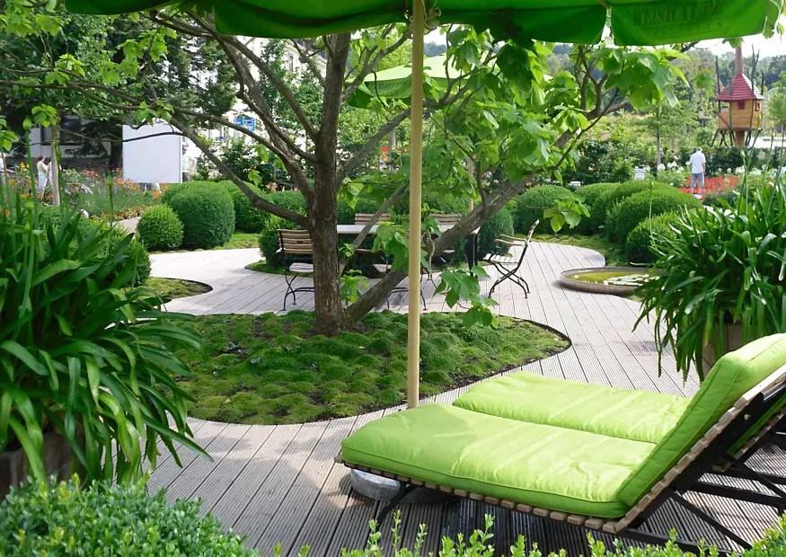 Terrasse verschönern mit wenig Geld