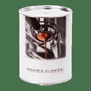 Pavin Caffé EXTRA BAR 2 kg ganze Bohnen Dose