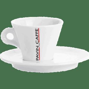 Pavin Caffé CAPPUCCINOTASSEN 6ER SET 160 ml