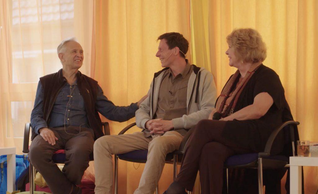 Peter Levine DER KRIEG IN MIR Heinzelfilm Sebastian Heinzel