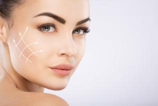 •Ανάπλαση και σύσφιξη προσώπου με laser (skin rejuvenation)