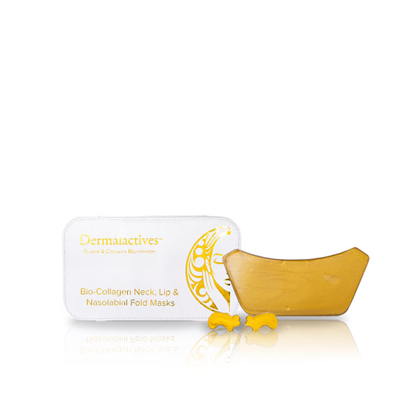 Bio Collagen Neck, Lip and Nasolabial Masks