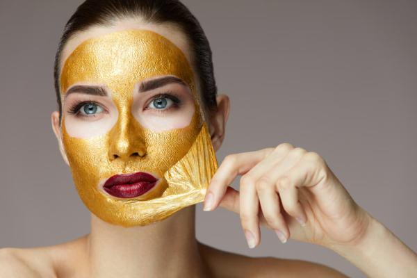 24K Golden Peel Mask