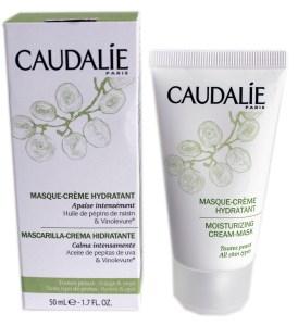 Увлажняющая маска-крем от Caudalie