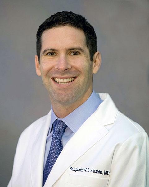 Dr. Benjamin Lockshin