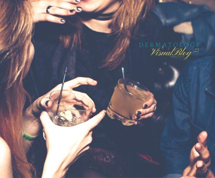 Efectos del alcohol sobre el envejecimiento