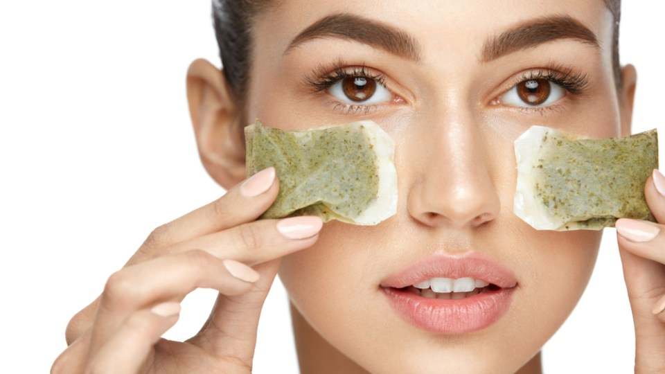 Tea Bags for Puffy Eyes