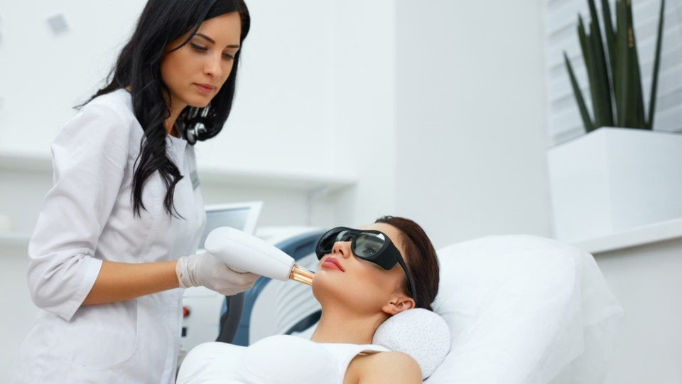 laser skin resurfacing acne scars