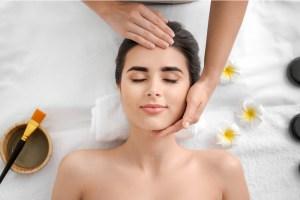 facial for sensitive skin