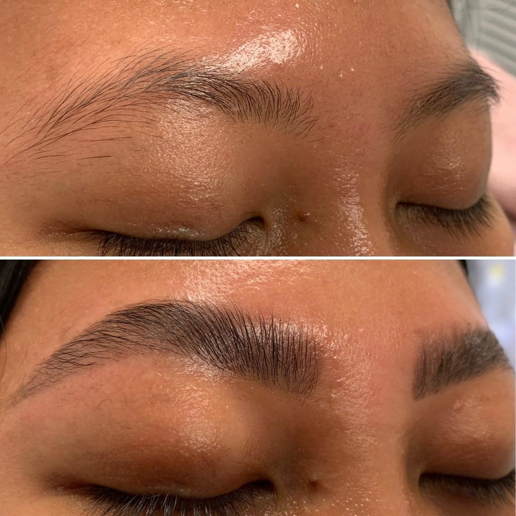 eyebrow lamination edmonton