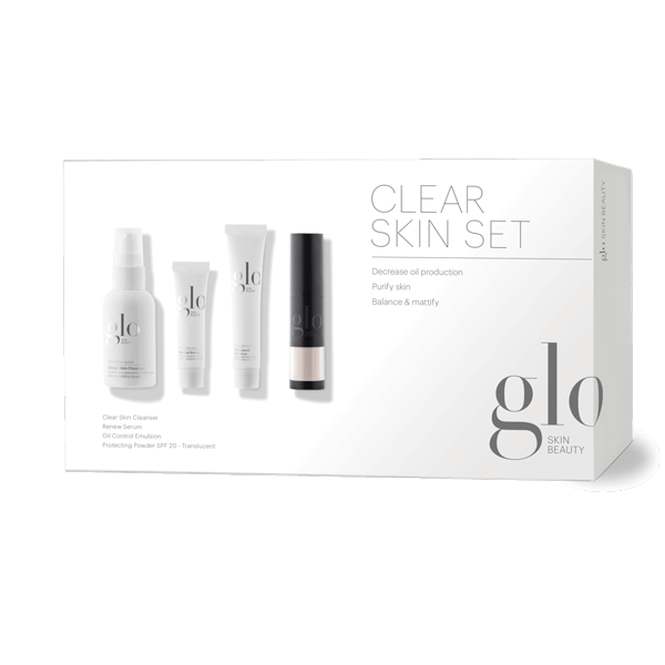 skin kit for acneic skin