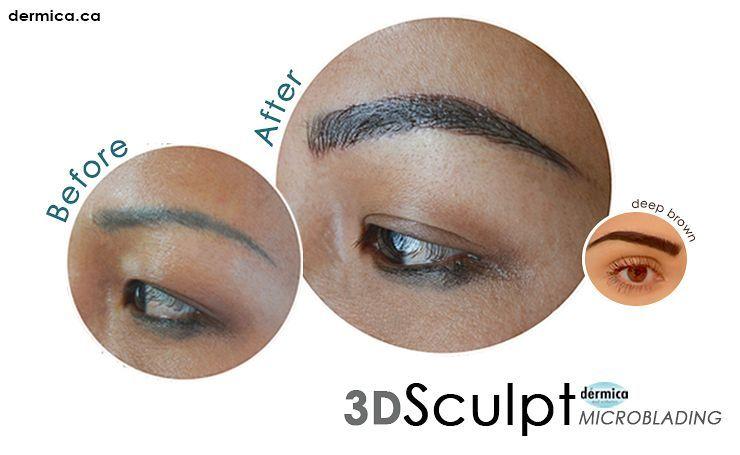 dermica brows