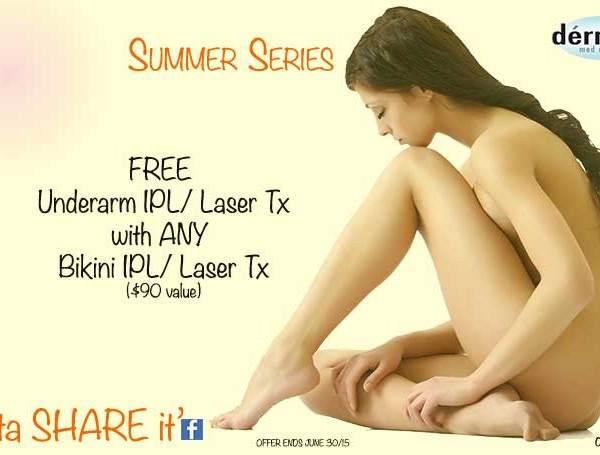 Bikini Laser Hair Removal Edmonton