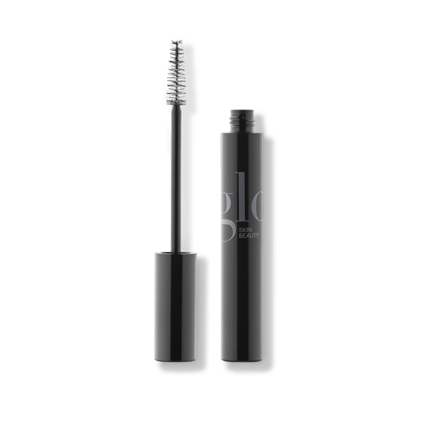 glo water resistant mascara at dermica