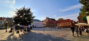 ich liebe diesen Torget in Ystad