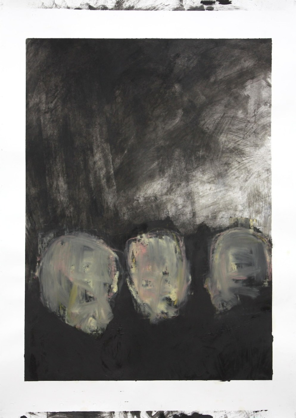 Untitled (Three Men 2) 2015.