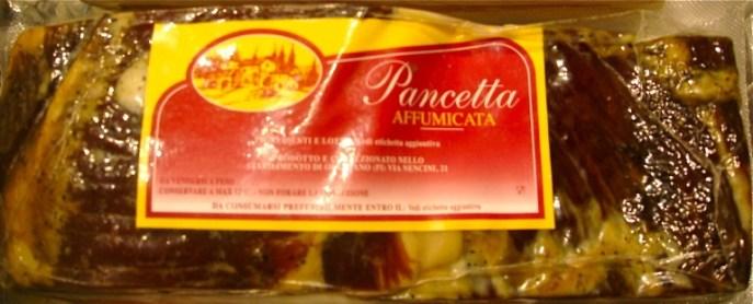 Pancetta aus Rom
