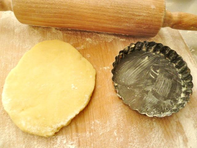 Tartelettes mit Ofenratatouille