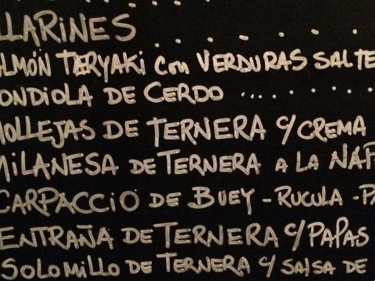 Camoati resto-bar Madrid
