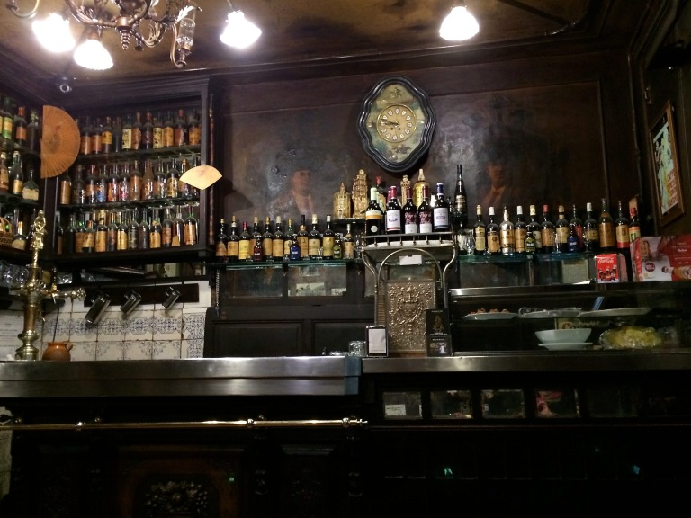Taberna Antonio Sanchez Madrid
